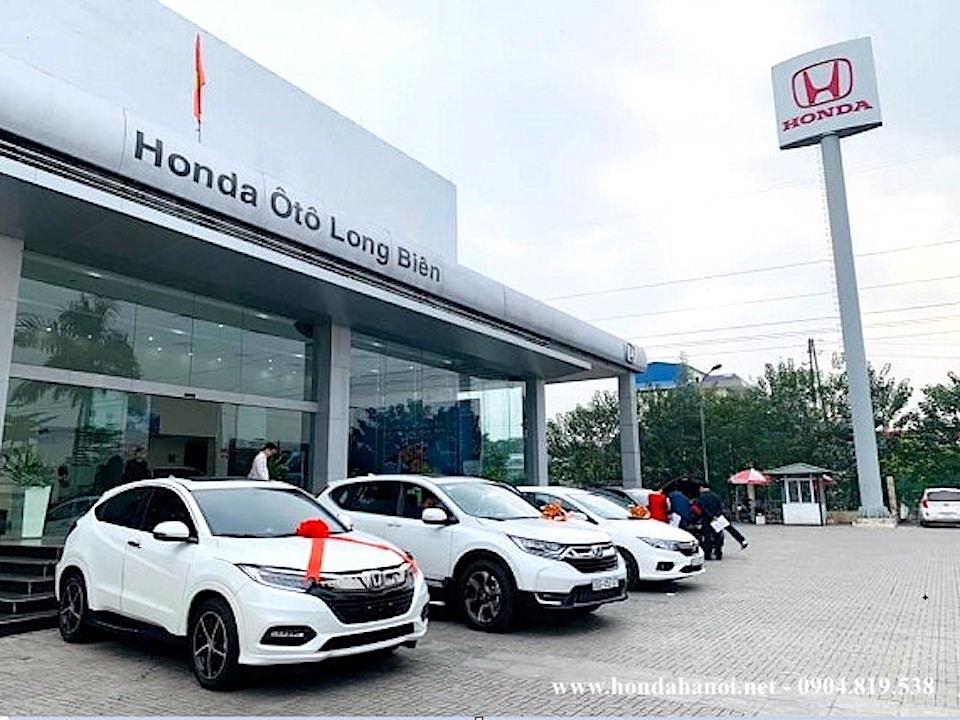 Honda Ô Tô Long Biên Hà Nội