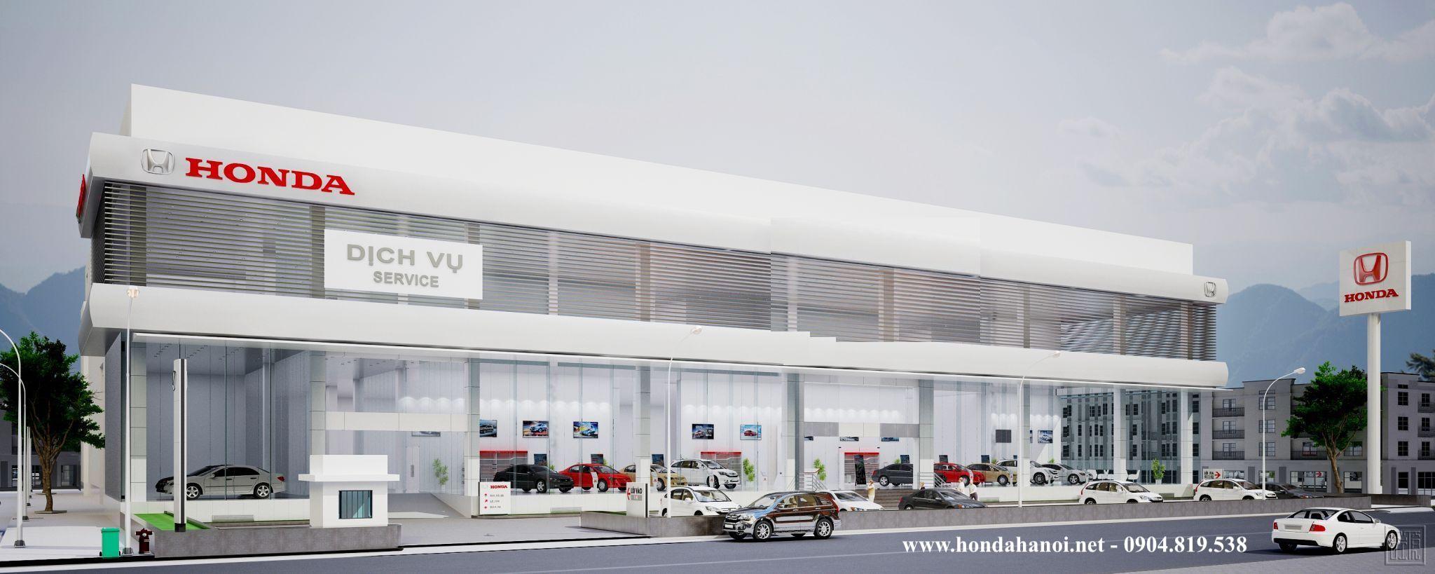 Đại lý Honda Ô Tô Tại Hà Nội Việt Nam