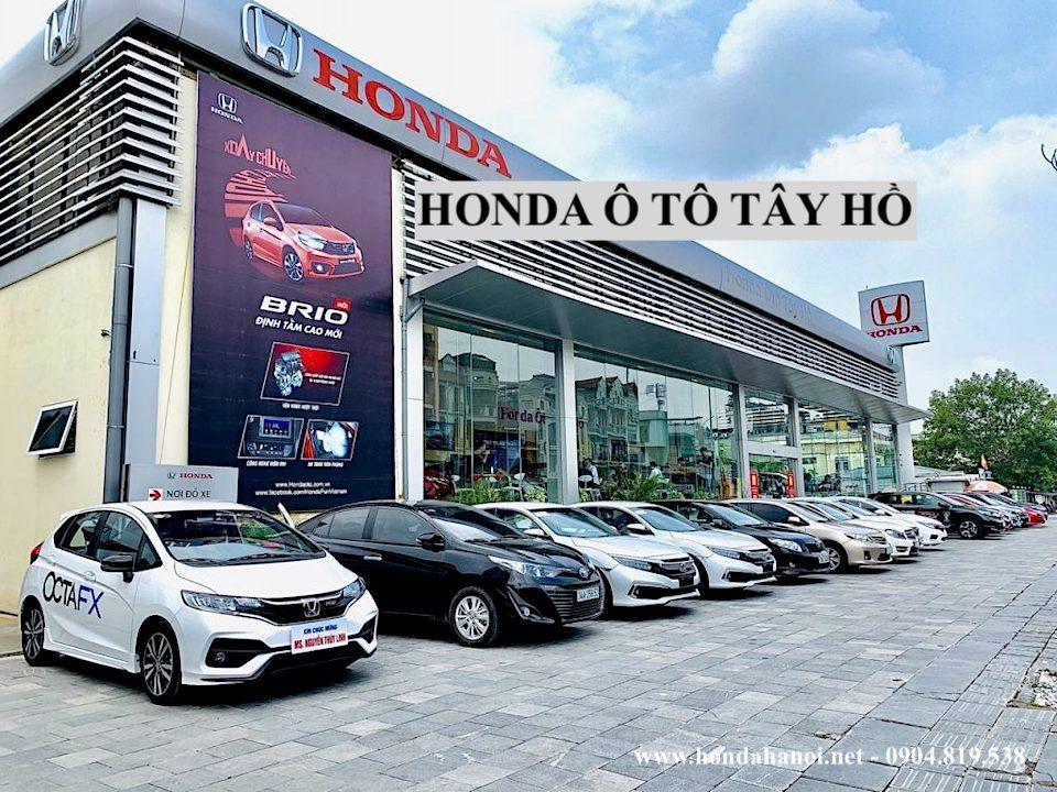 Đại lý Honda Ô Tô Tây Hồ Hà Nội