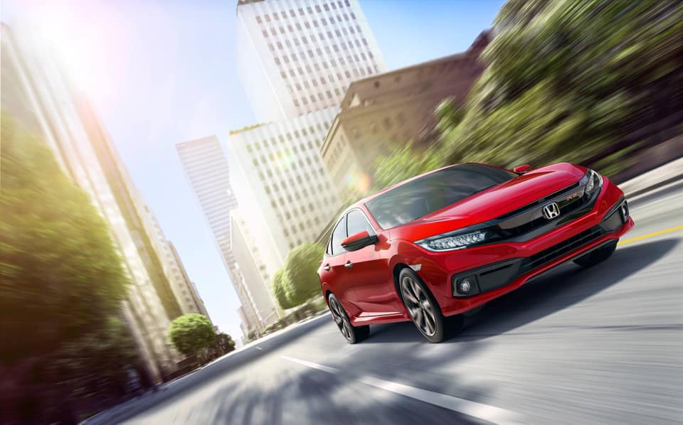 Honda civic 1.5rs turbo 2019 model 2020