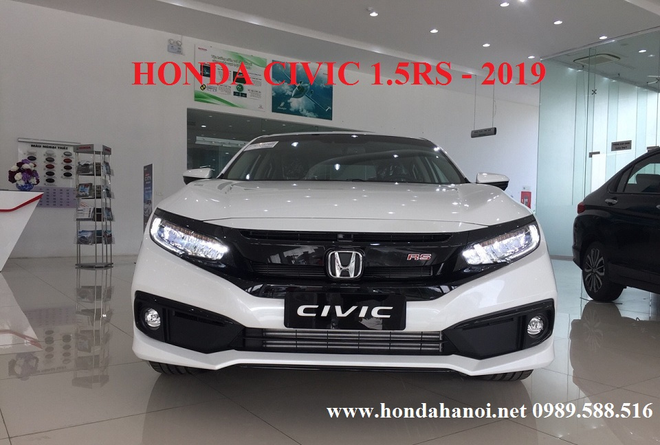 dau-xe-honda-civic-15rs-2019