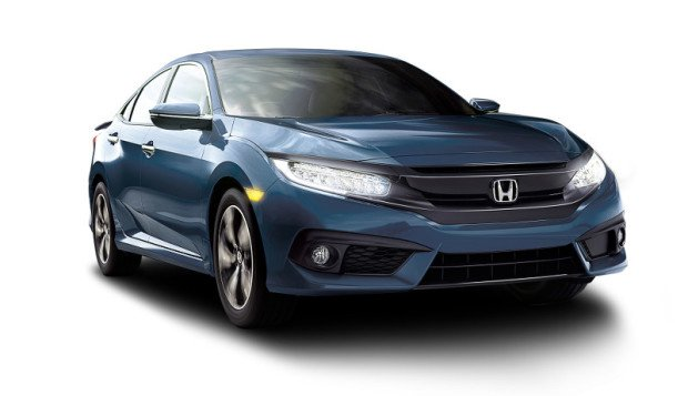 Honda civic 1.5 turbo 2016 model 2017