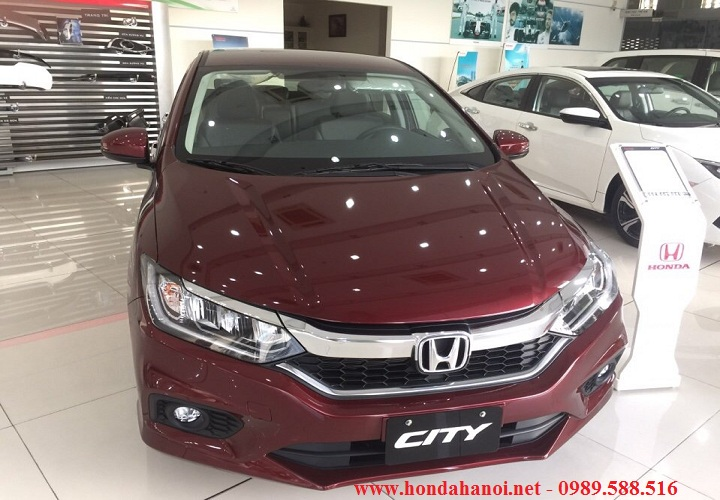 honda-city-2018-1.5TOP L-mau do dam
