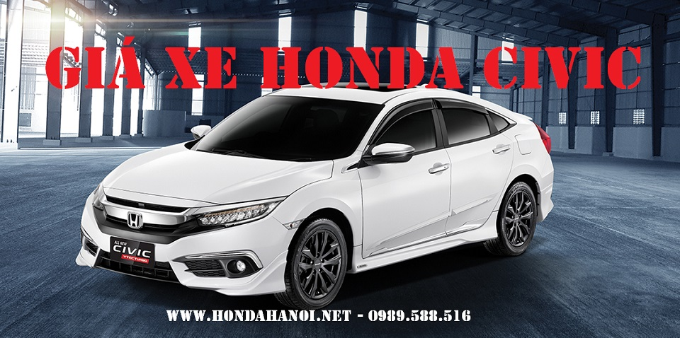 bang-gia-xe-honda-civic-2017-model-2018