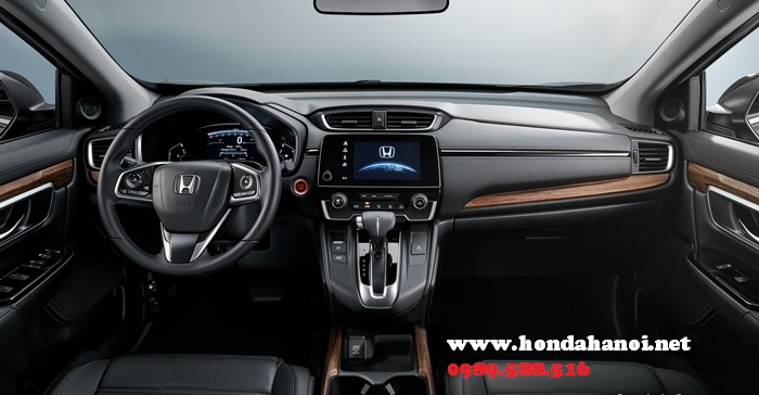 noi that honda crv 2018 model 1.5lge 7 cho
